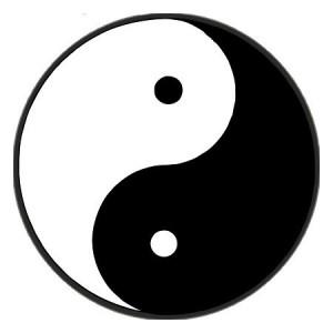 sticker-yin-yang